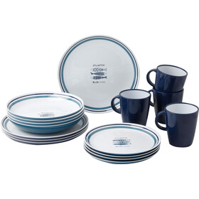Brunner Lunch Box Set de platos, design atlantic